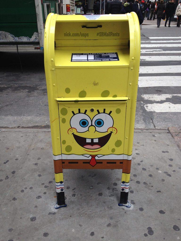 Spongebob NY (Sabine Nietmann)